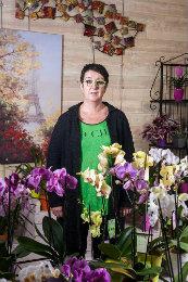sylvie le scour atelier aux fleurs