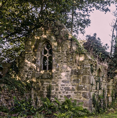 Chapelle du manoir de Kerham