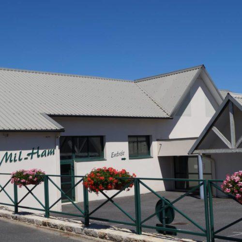 salle des fêtes le Mil Ham