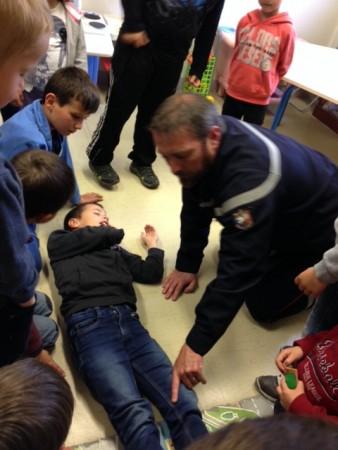 Initiation aux premiers secours