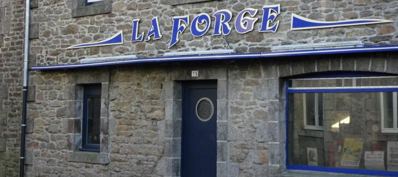 Bar la forge à Plouzévédé