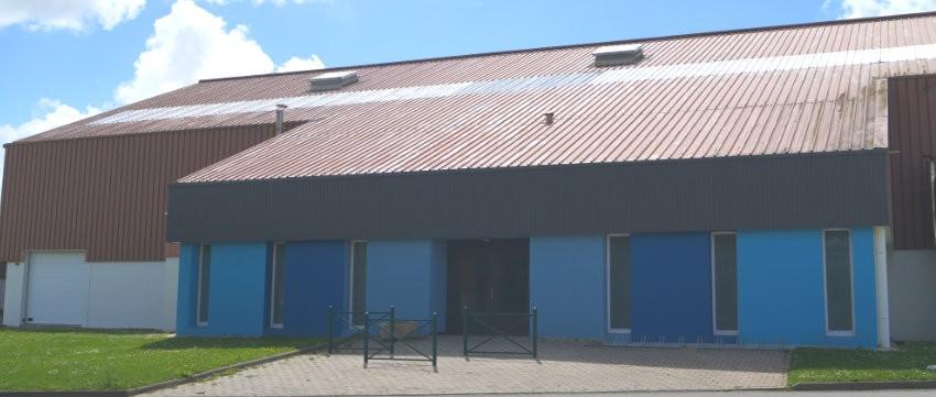 La salle omnisports Plouzévédé