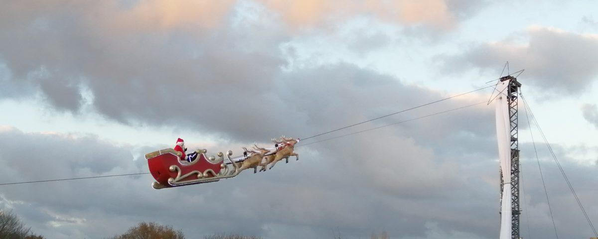 Le succès du marché de Noel à Plouzévédé